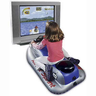 jetski video game
