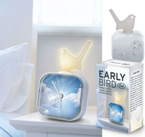 early birld alarm clock