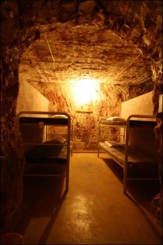 cozy cave hostel