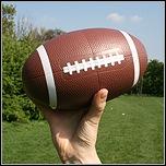 football shaker