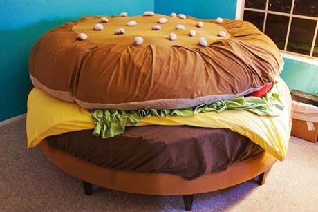 Hamburger_bed