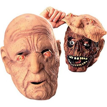 skinned gross mask