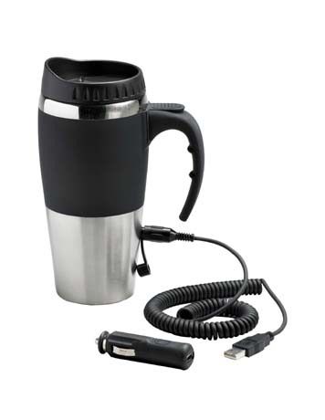 Electronic Travel Mug