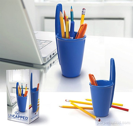 Pen Cap Pen Holder
