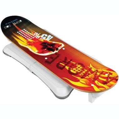 wii skateboard