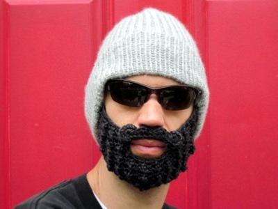 hat winter beard