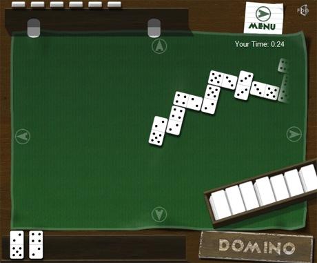 Игры «Домино» - Флеш игры