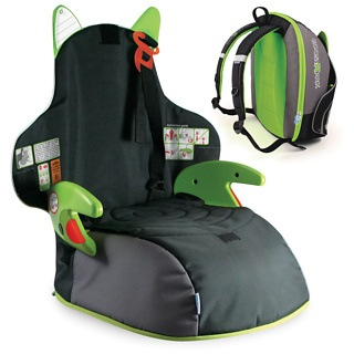 backpack booster seat