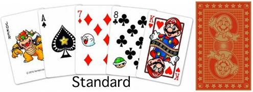 super maria cards