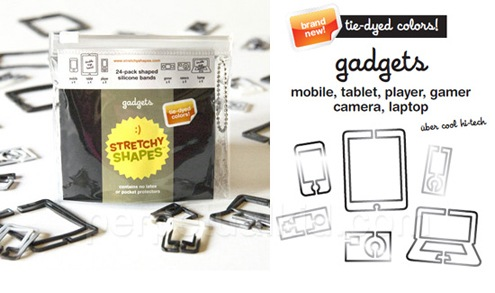 gadgets rubber bands