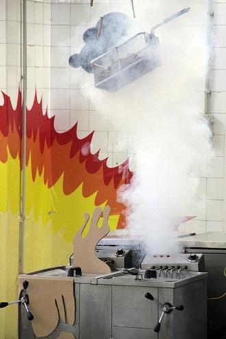 oil-fire