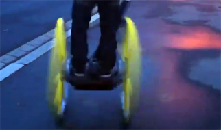 Post image of Highspeed Segway