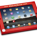 Post thumbnail of Etch A Sketch iPad Case