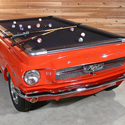 Post thumbnail of Mustang Pool Table