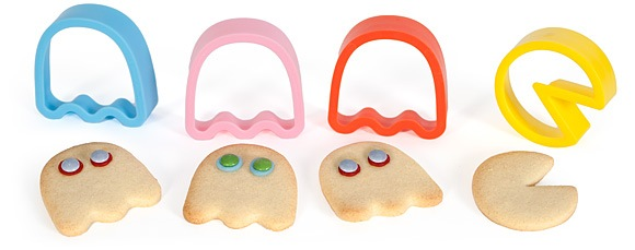 Pac Man Cookie Cutter