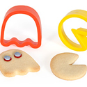Post thumbnail of Pac-Man Cookie Cutters