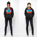 Post thumbnail of Super Mario Super Cute Hoodie