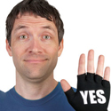 Post thumbnail of Say Yes and No without a Word Gloves