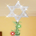 Post thumbnail of Hanukkah Tree Topper