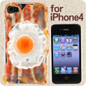 Post thumbnail of Bacon and Egg iPhone Case