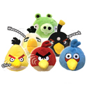 Post Thumbnail of Angry Birds Sound Plush