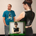 Post thumbnail of Real Deal Spy Cam T-Shirt