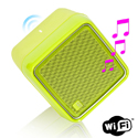Post thumbnail of Cube Wifi Radio (no buttons)