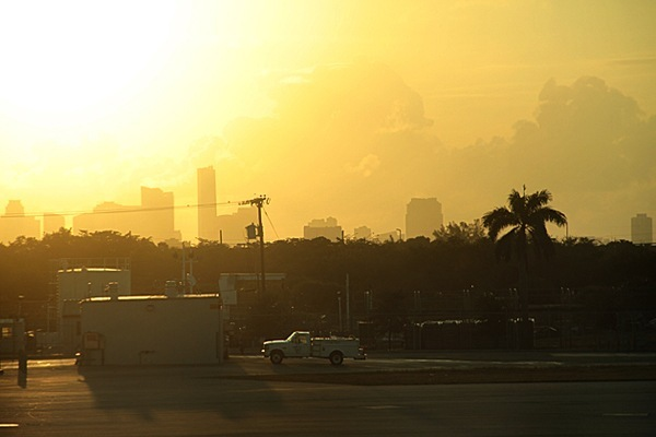 Miami-Sunset