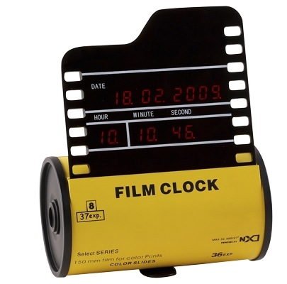 Photographer Alarm Clock