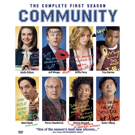 Post Thumbnail of TV: Community is better than Modern Family