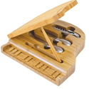 Post thumbnail of Piano Cheese Cutting Board