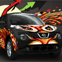 Post thumbnail of Design and Win a Nissan Juke