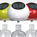 Post thumbnail of Solar Bottle Bulb