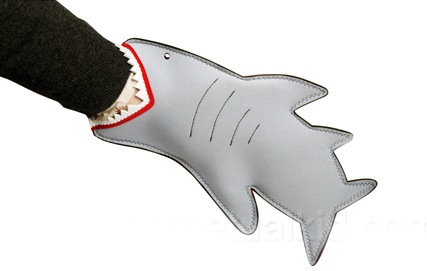 Shark Mittens
