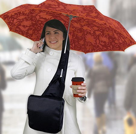 Bag-Umbrella-Holder
