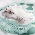 Post thumbnail of Hippo Bathtub Plug *Cute