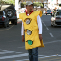 Post thumbnail of The Human Traffic Light