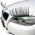 Post thumbnail of Car Eyelashes