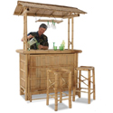 Post Thumbnail of Your Personal Bamboo Tiki Bar