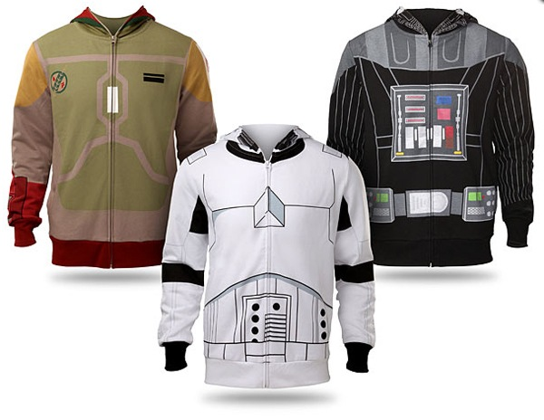 Super Cool Star Wars Hoodies