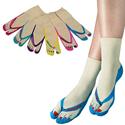 Post thumbnail of Flip Flop Socks