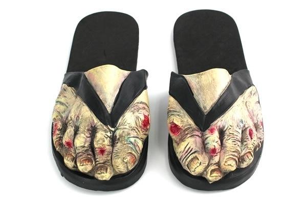 Zombie Flip Flop