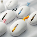 Post thumbnail of Cute Animal Wireless Computer Mice