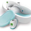 Post thumbnail of High Tech Baby Bathtub