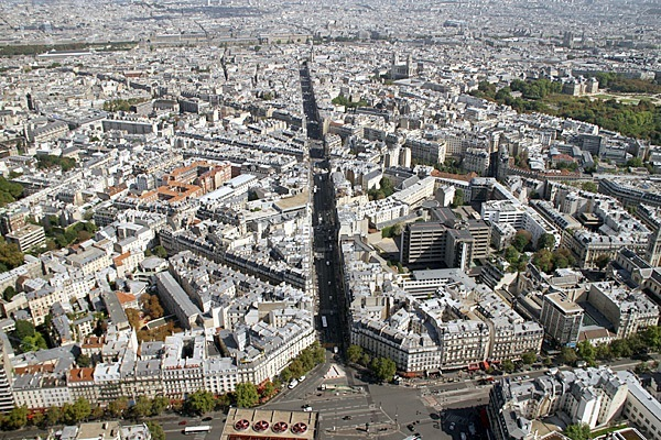 Paris-From-Aboive