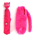 Post thumbnail of Super Pink And Fuzzy Cat Umbrella