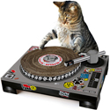 Post thumbnail of Cat DJ Scratch Table _ Ubercool