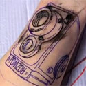 Post thumbnail of Tattoo Stop Motion