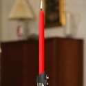 Post thumbnail of Star Wars Lightsaber Candle Holder