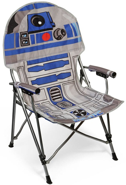 R2D2 Folding Arm Chair